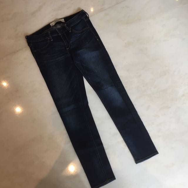 Abercrombie And Fitch Denim