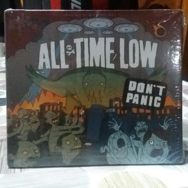 All Time Low - Don't Panic!