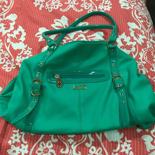 Aqua Kate Hill Handbag