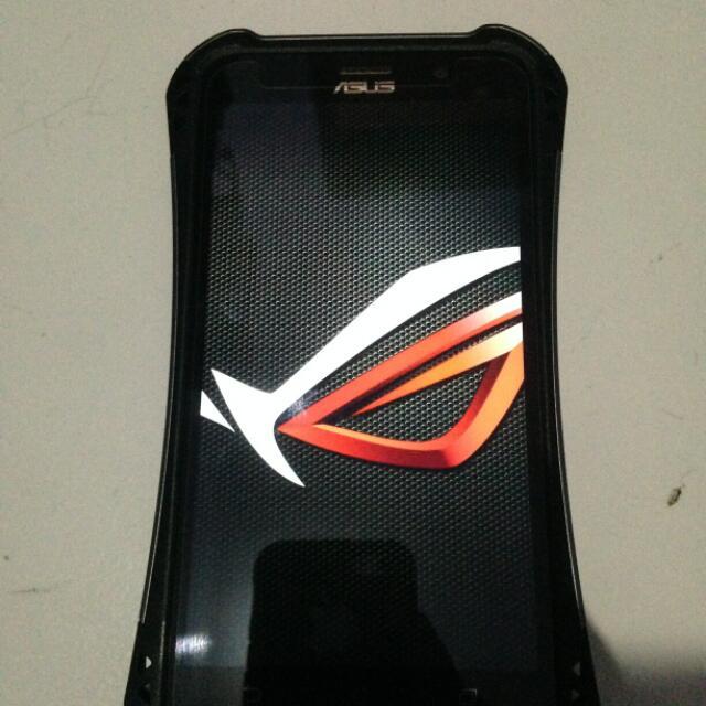 Asus Zenfone 2 Z00AD/ZE551ML ram 4gb/ Memori 32 Gb  Black