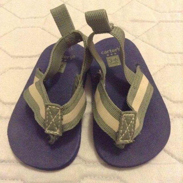 baby boy slippers