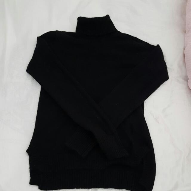 Bardot Turtle Neck Sweater