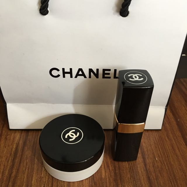 Chanel Lipstick & Lip Balm