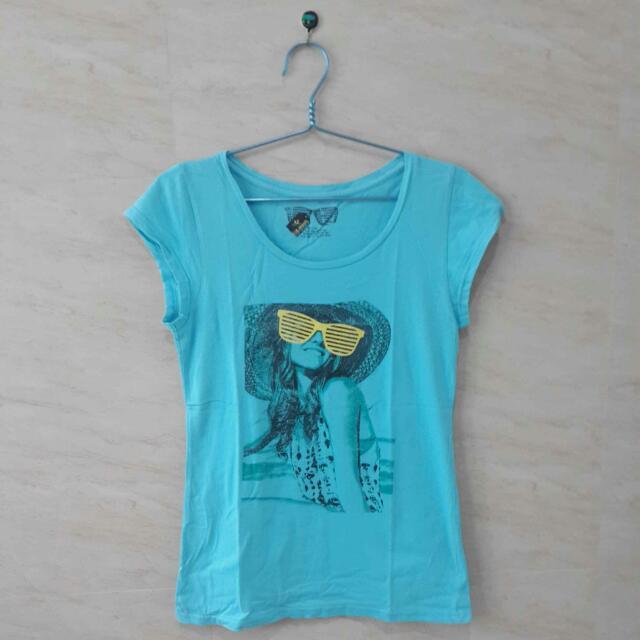 Colorbox Blue T-shirt