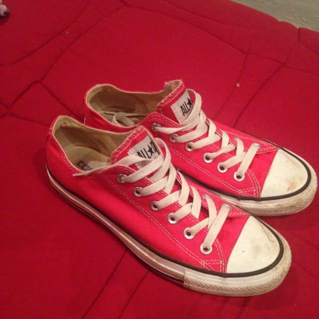 Converse Shoes SIZE 8 WOMEN