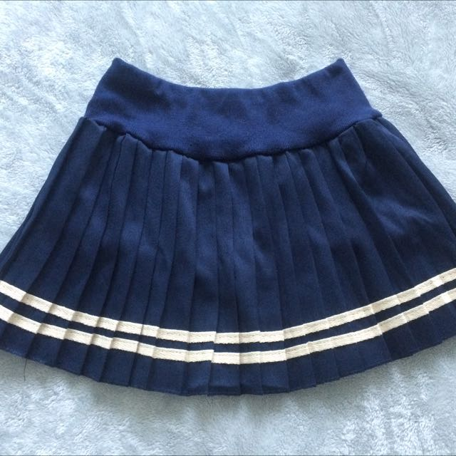 Cute Sailor Skirt