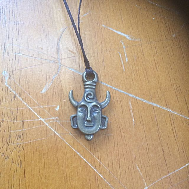 Dean Winchester Necklace