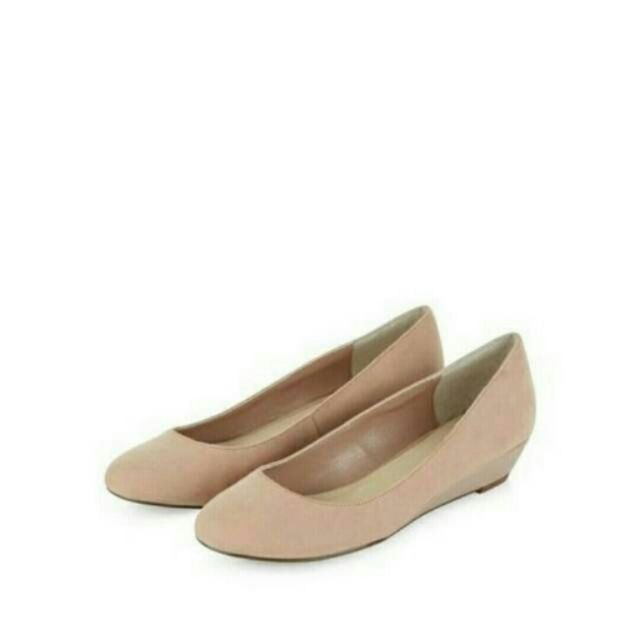 (free ongkir) new look wedges