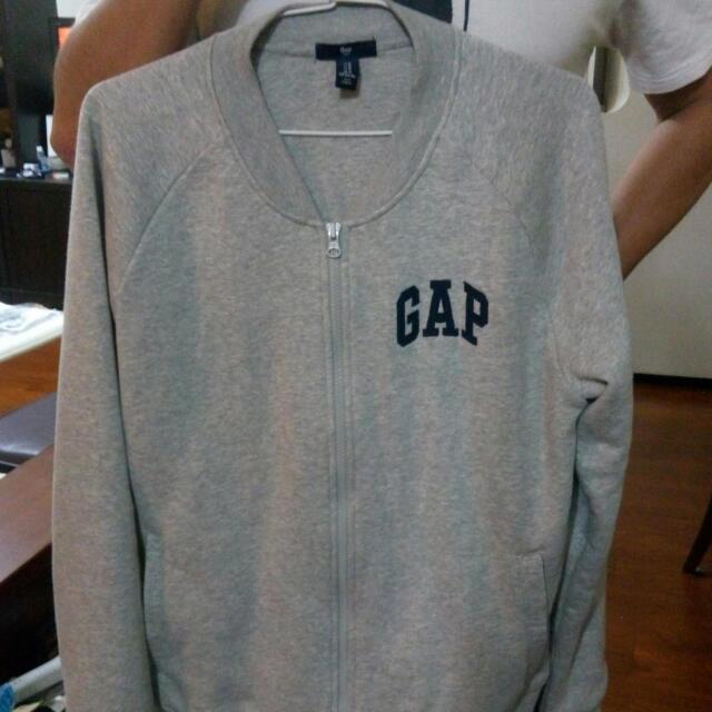 Gap灰色外套