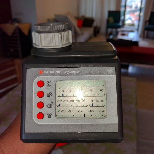 Gardena Easy Water Control automated Watering System