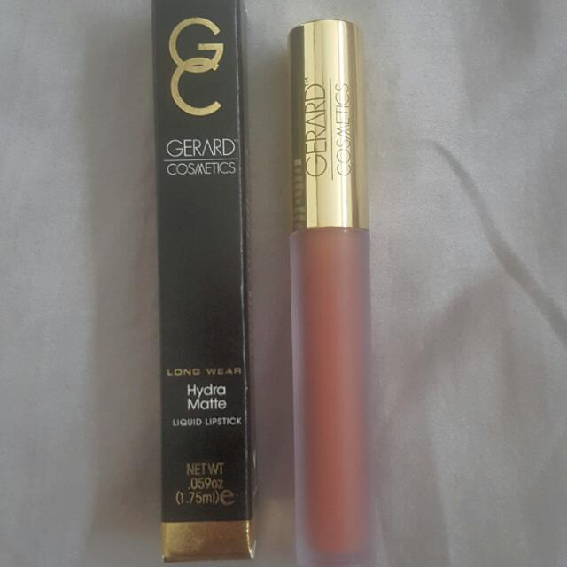 Gerard Cosmetics Hydra Matte Liquid Lipstick In Everything Nice