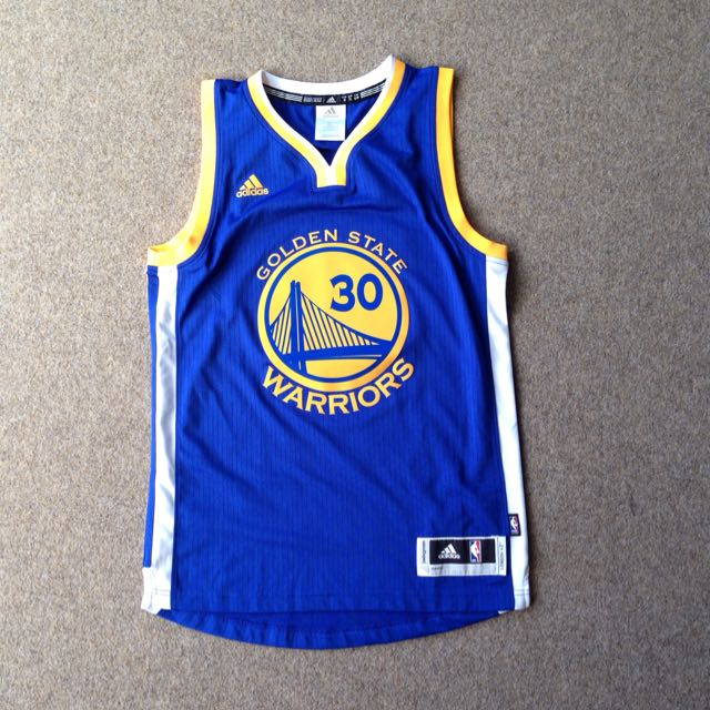 Golden State Warriors Stephen Curry Jersey