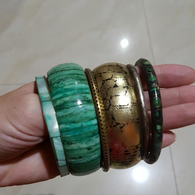 Green Set
