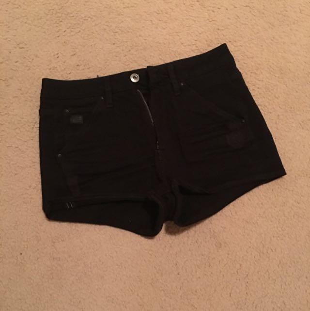 G-star raw short shorts