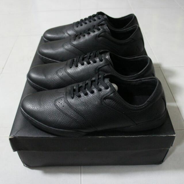 059d5aec5f Huf Dylan Rieder Black Leather Skate Shoe