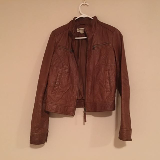 Just Jeans leather jacket