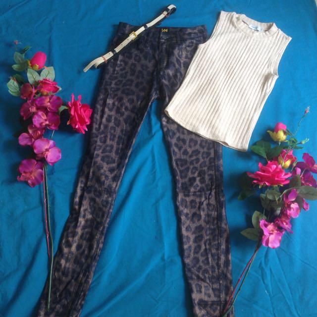 Lee Jeans Set