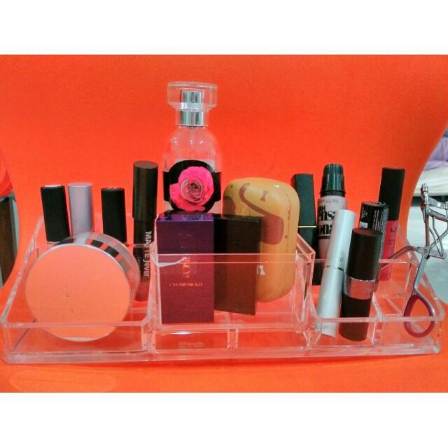 Makeup organizer Acrylic Case