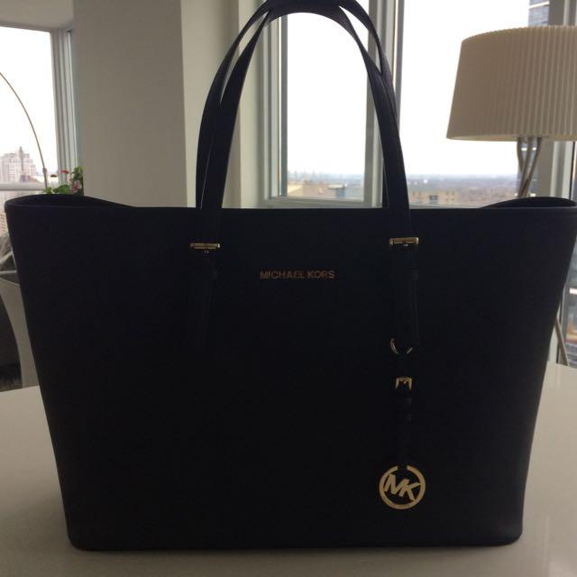 Michael Kors Jet Set laptop Bag