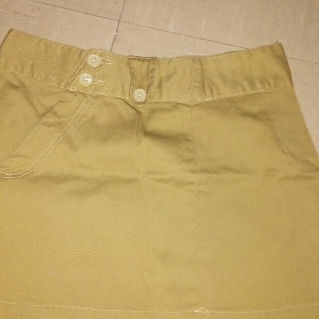 Mini Skirt Preloved