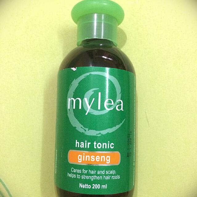 My Lea Hair Tonic Ginseng