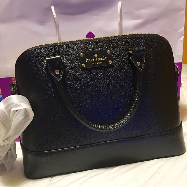New authentic Kate Spade Small Rechelle Wellesley with tags