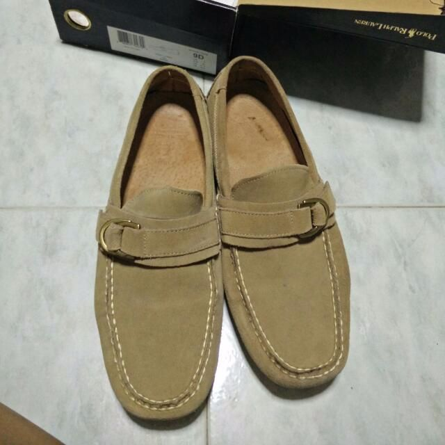 Loafers Polo Lauren Loafers Polo Polo Ralph Suede Suede Ralph Lauren T3Jlc1uFK