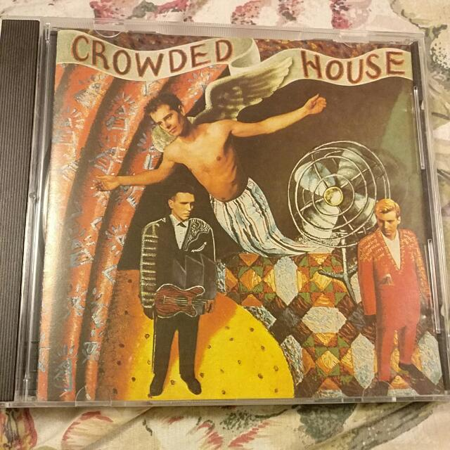 Prime Pop Cd Crowded House Self Titled Album 1986 Made In Japan Home Remodeling Inspirations Cosmcuboardxyz