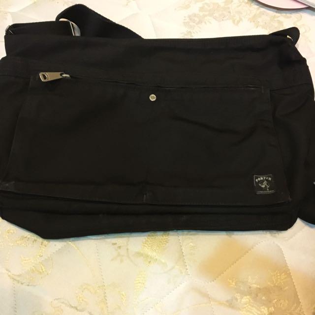 (二手)porter 側背包