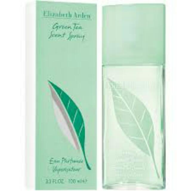 [Preorder] Authentic Elizabeth Arden Green Tea Perfume 100ml