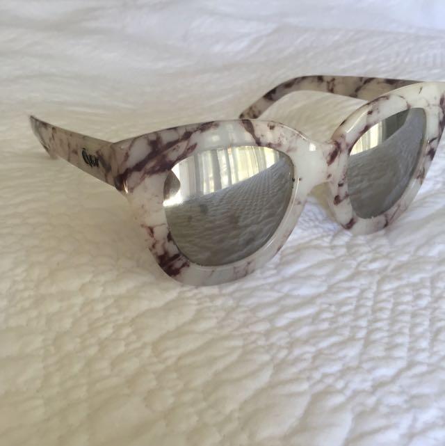 REDUCED Quay  Sunglasses
