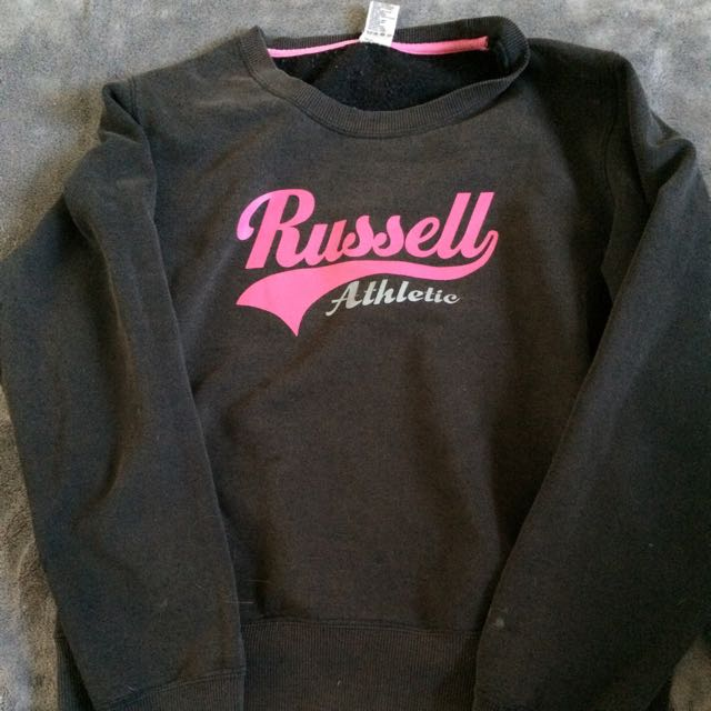 Russel Athletic Vintage Look Jumper