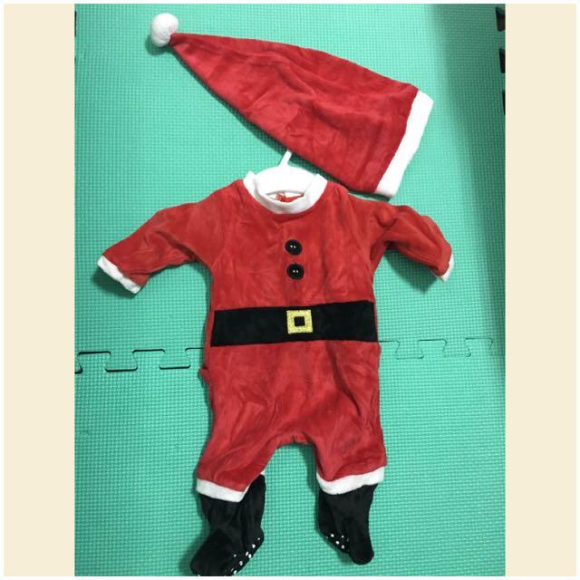 Santa Costume With Hat