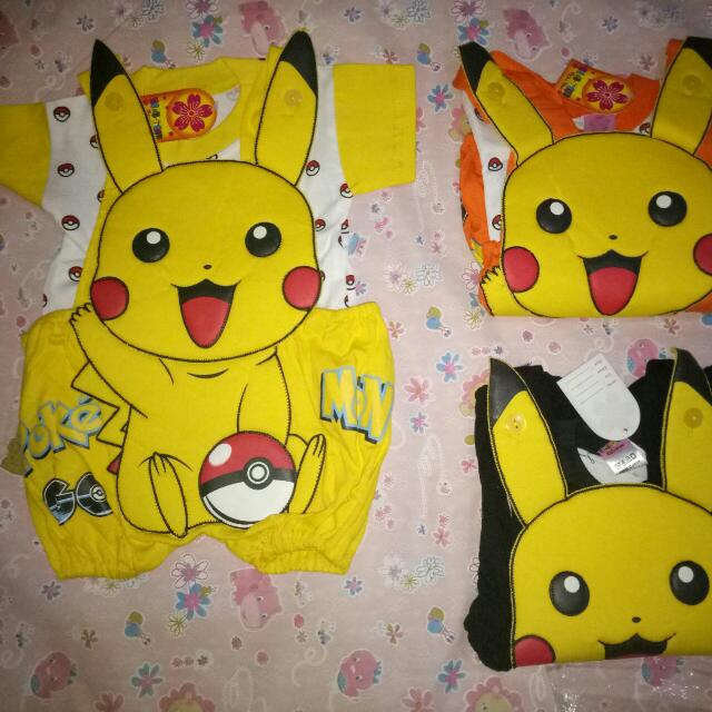 Setelan Kodok Pokemon