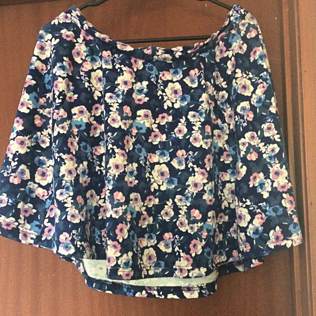 Size L Flower Skirt