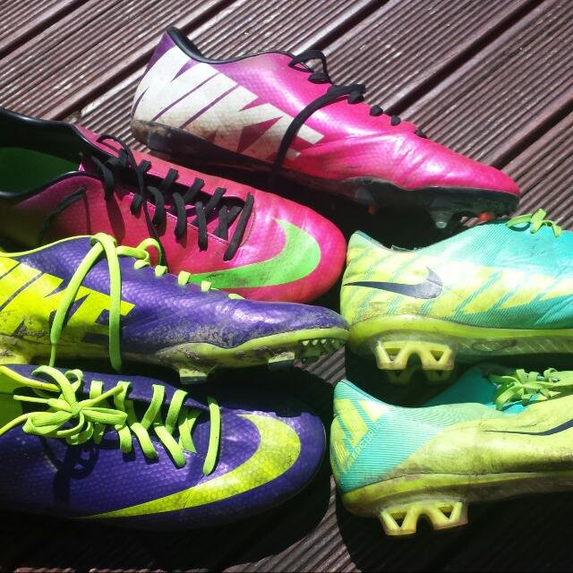 Soccer Boots X3 Prs