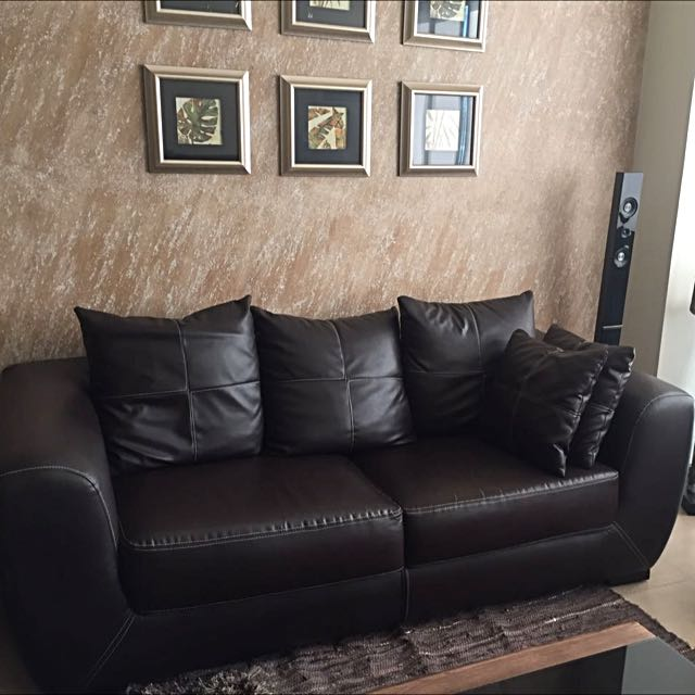 Sofa Set And Centre Table