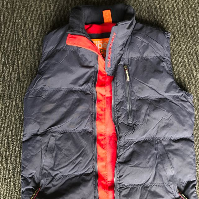 SUPERDRY windhiker Half Jacket