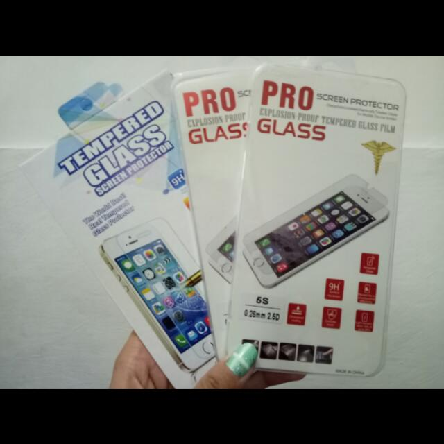 tempered glass Iphone 5 / oppo f1 / f1plus f1+ anti gores