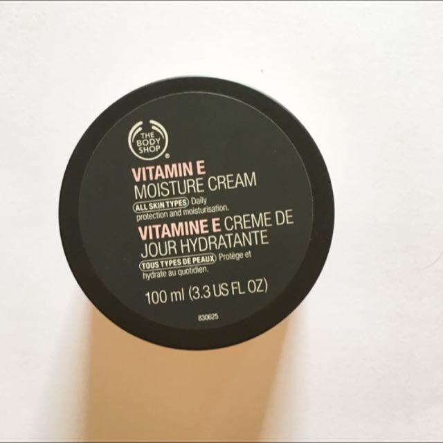 The Body Shop Vitamin E Moisture Cream 100ml (Original)