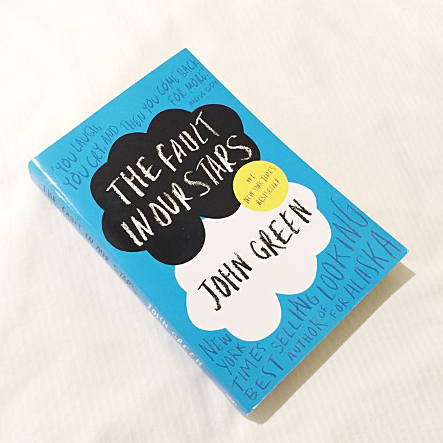 The Fault In Our Stars By John Green (EXCELLENT CONDITION)
