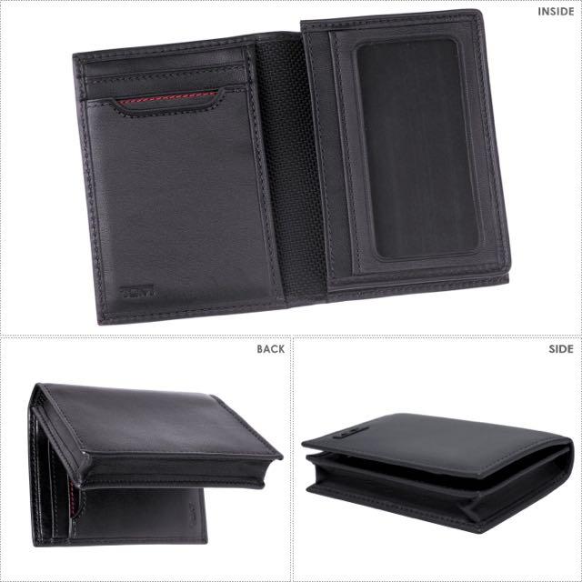 Tumi leather business card holder mens fashion bags wallets on photo photo colourmoves