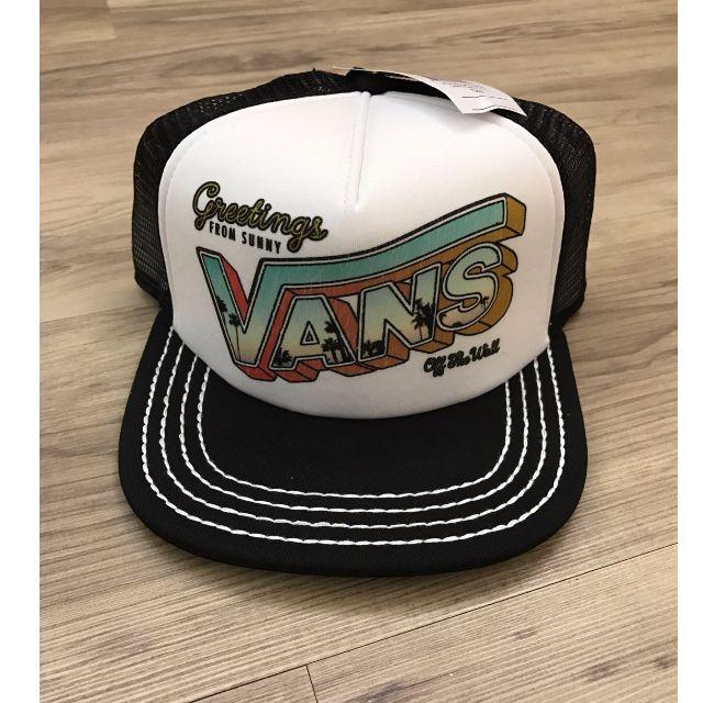 VANS  卡車帽