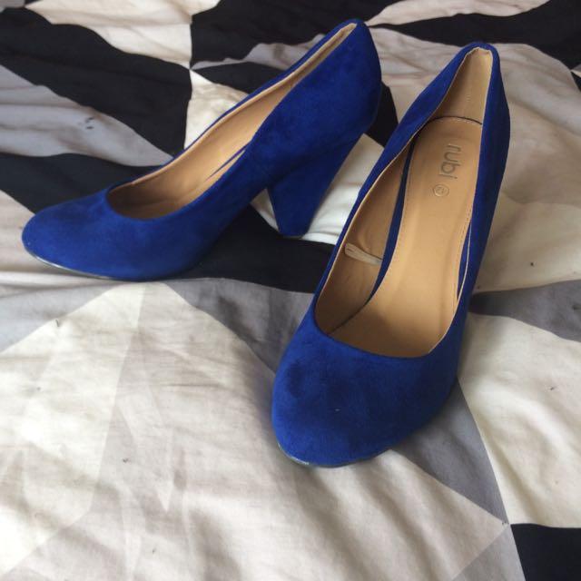 Women's 11-12 RUBI Heels