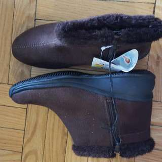 Brand New George Brown Winter Boots Size 7