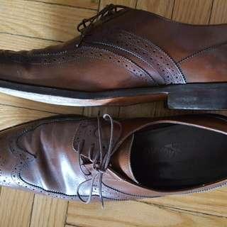 Authentic Salvatore Feragamo Size  10 1/2