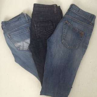Jeans: Bundle For 15 or 8$ Each