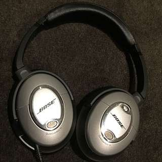 Bose QC15 Noise Cancelling Headphones