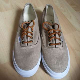 canvas colour vans
