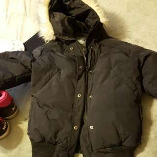 Joshua Perets winter Coat